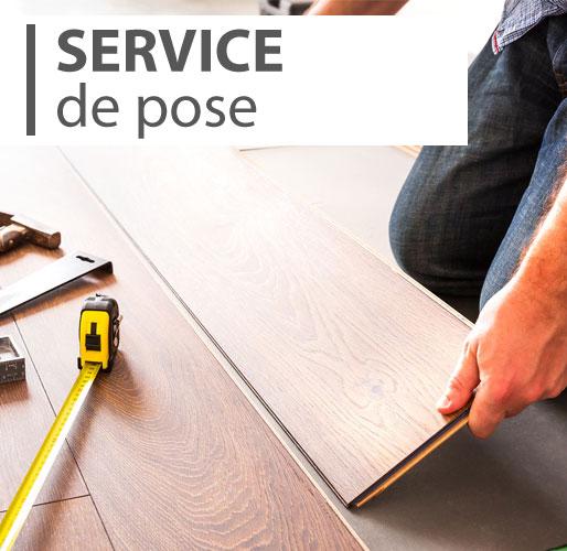 service-de-pose